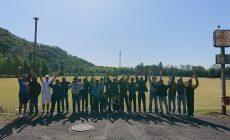 スリランカからクリケットU19選抜チームが佐野に訪問!