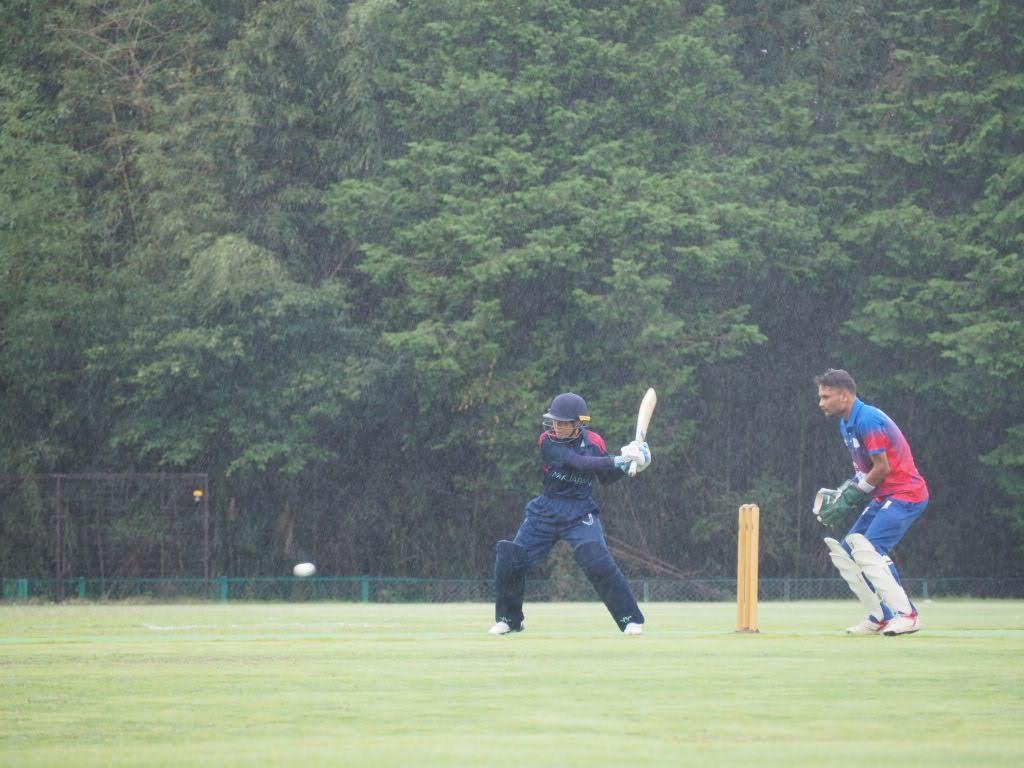エンバシーカップ2020 ネパール大使館vs 英国大使館