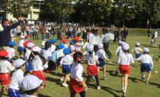 SICG市民活用イベント募集第1弾として幼稚園の運動会を開催