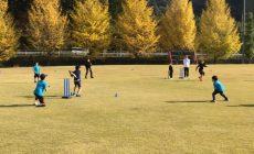 佐野市長杯小学校大会開催、今シーズンSICGでのクリケット大会終了しました