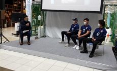 「クリケットとクリケットダンスを楽しもう!」イオンモール佐野新都市で開催!佐野市クリケックラブから日本代表強化選手団3選手がトークライブに参戦!