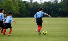 令和3年10月10日(日)クリケット場で、佐野市サッカー協会により、キッズサッカー、トレーニングマッチが行われました。